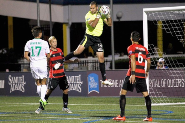 FANATICO-SPORTS-Joe Nasco Atlanta Silverbacks
