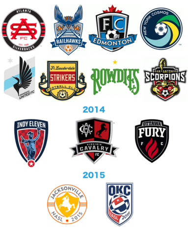 10 SOCCER-NASL-League-Team-Logos