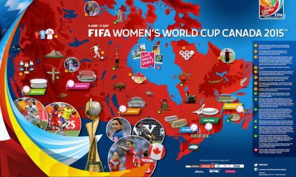 10SOCCER-FIFA WORLD CUP WOMEN'S SOCCER 2015